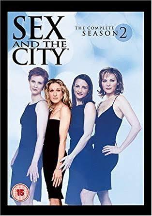 Sex And The City Season 2 ซับไทย EP1 – EP18 [จบ]