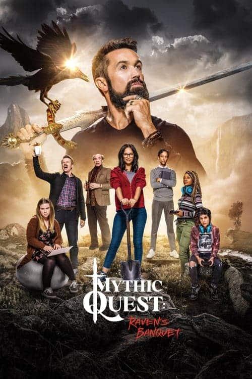 Mythic Quest: Raven's Banquet Season 1 ซับไทย EP1 – EP9 [จบ]