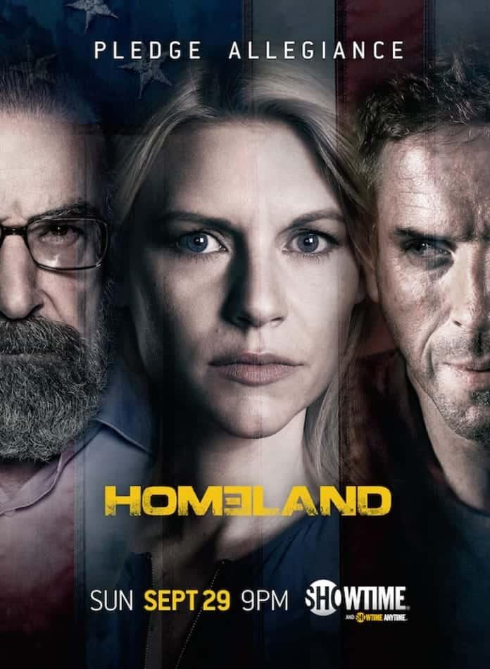 Homeland Season 3 ซับไทย EP1 – EP12 [จบ]