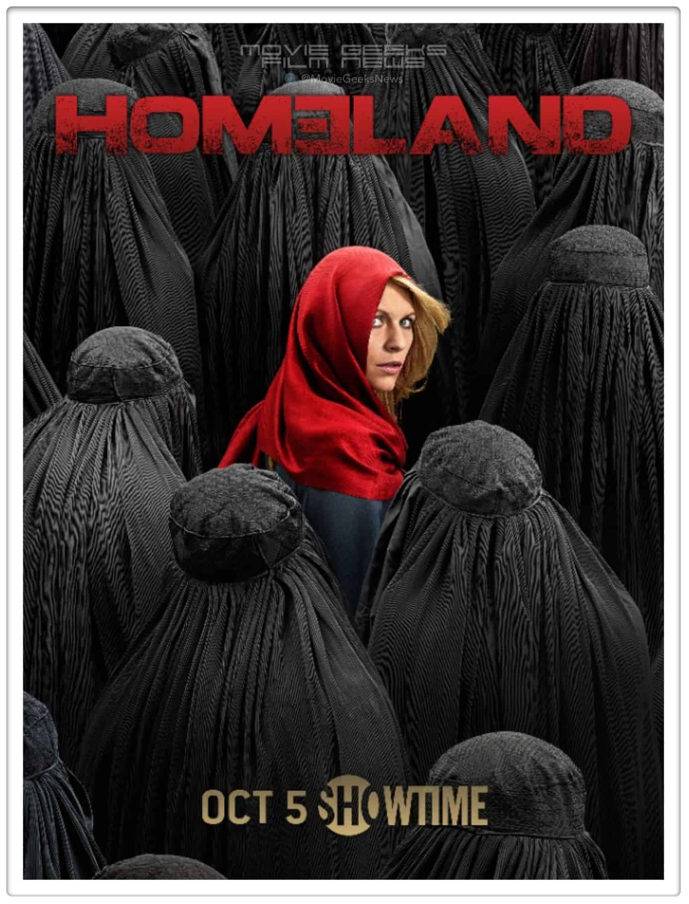 Homeland Season 4 ซับไทย EP1 – EP12 [จบ]