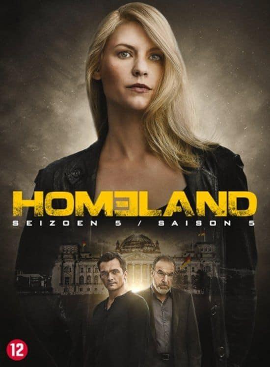 Homeland Season 5 ซับไทย EP1 – EP12 [จบ]