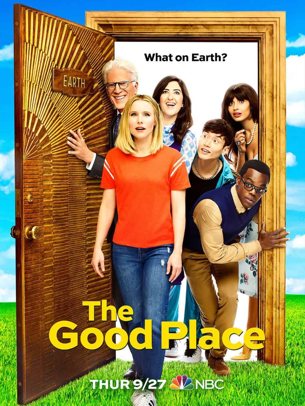 The Good Place Season 3 ซับไทย EP1 – EP12 [จบ]
