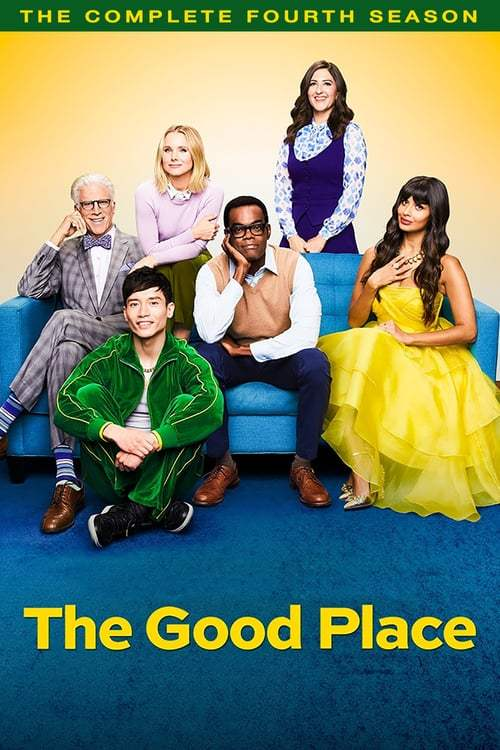 The Good Place Season 4 ซับไทย EP1 – EP13 [จบ]