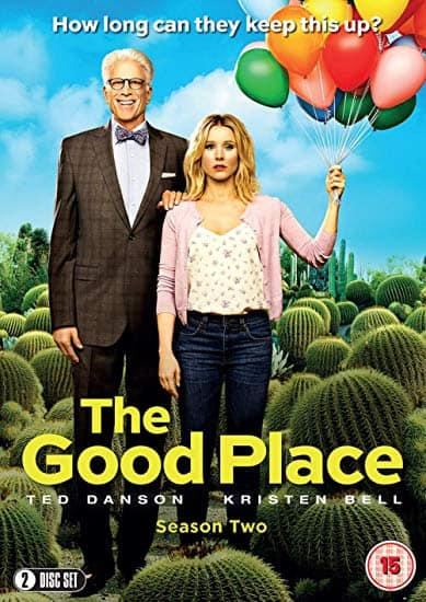 The Good Place Season 2 ซับไทย EP1 – EP12 [จบ]
