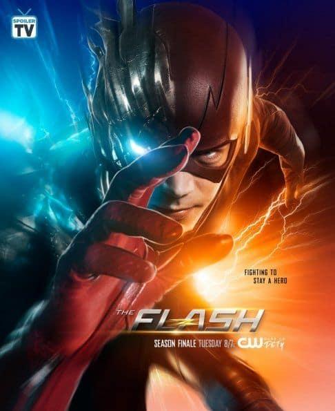 วีรบุรุษเหนือแสง ปี 3 The Flash Season 3 ซับไทย EP1 – EP23 [จบ]