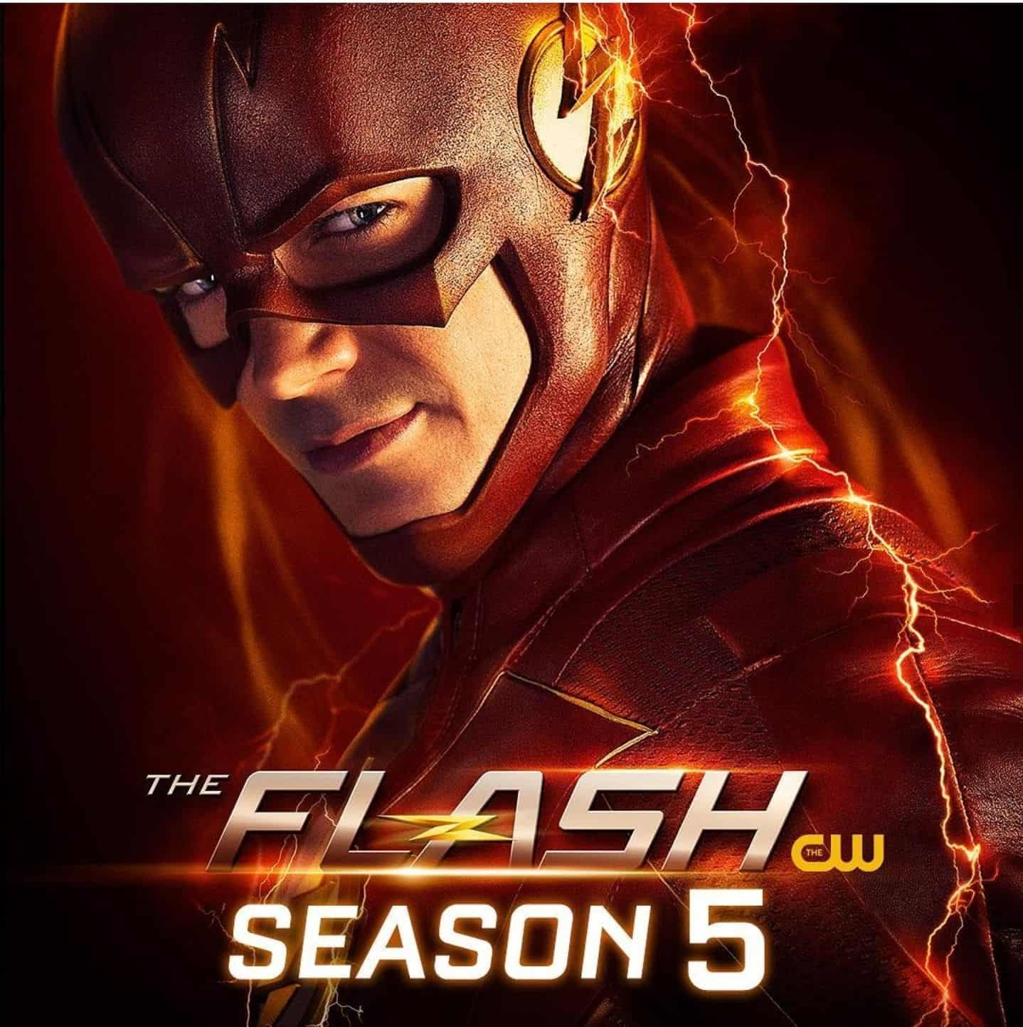 The Flash Staffel 3 Start