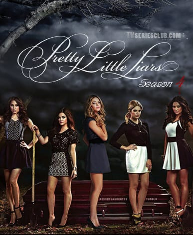 PRETTY LITTLE LIARS SEASON 4 ซับไทย EP.1-EP.24 (จบ)
