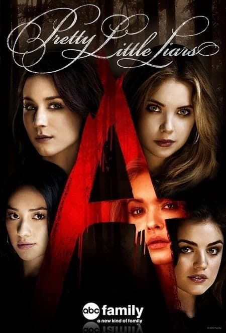 PRETTY LITTLE LIARS SEASON 5 EP.1-EP.25 (จบ) ซับไทย