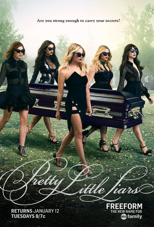 PRETTY LITTLE LIARS SEASON 6 EP.1-EP.20 (จบ) ซับไทย