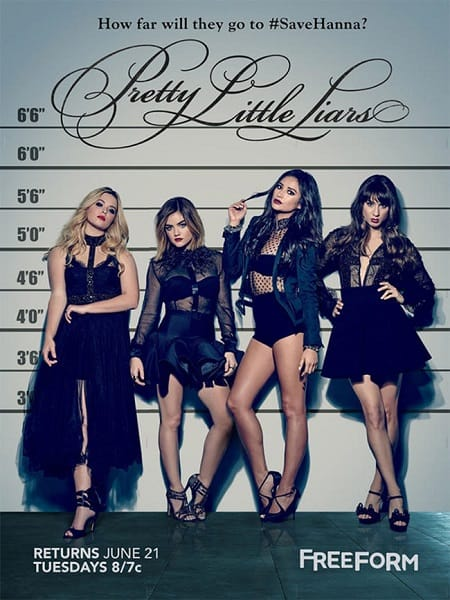 PRETTY LITTLE LIARS SEASON 7 ซับไทย EP.1-EP.20 [จบ]