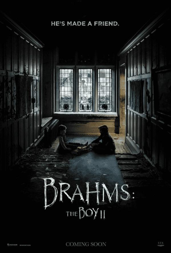 Brahms: The Boy 2 (2020) ตุ๊กตาซ่อนผี 2