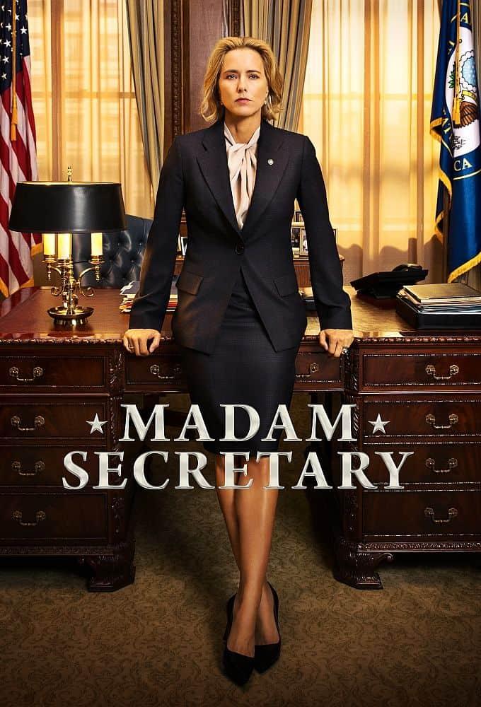 ยอดหญิงแกร่งแห่งทำเนียบขาว ปี 6 Madam Secretary Season 6 ซับไทย EP1 – EP6