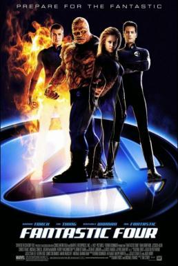 Fantastic Four 1 (2005) สี่พลังคนกายสิทธิ์ :แฟนตาสติค โฟร์