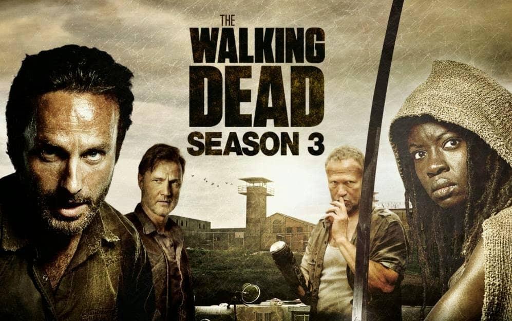ฝ่าสยองทัพผีดิบ ปี 3 The Walking Dead  Season 3 ซับไทย EP1 – EP16 [จบ]