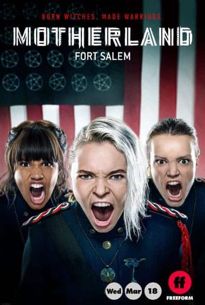 Motherland Fort Salem Season 1 ซับไทย EP1 – EP3
