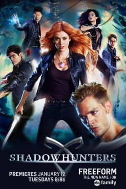Shadowhunters: The Mortal Instruments Season 1 พากย์ไทย EP1 – EP8
