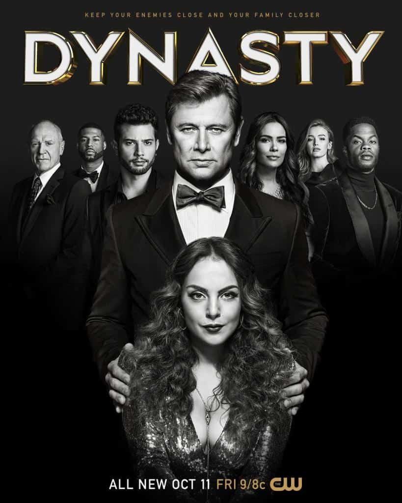 ไดนาสตี้ ปี 3 (2019) Dynasty Season 3 ซับไทย EP1 – EP20 [จบ]