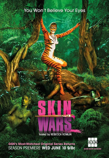 Skin Wars Season 2 ซับไทย EP1 – EP10 [จบ]