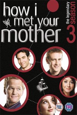 พ่อเจอแม่ได้ยังไง ปี 3 How I Met Your Mother Season 3 ซับไทย EP1 – EP20 [จบ]