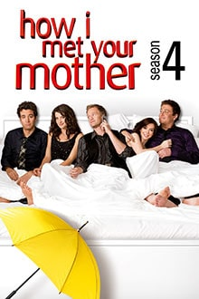 พ่อเจอแม่ได้ยังไง ปี 4 How I Met Your Mother Season 4 ซับไทย EP1 – EP24 [จบ]