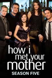 พ่อเจอแม่ได้ยังไง ปี 5 How I Met Your Mother Season 5 ซับไทย EP1 – EP24 [จบ]