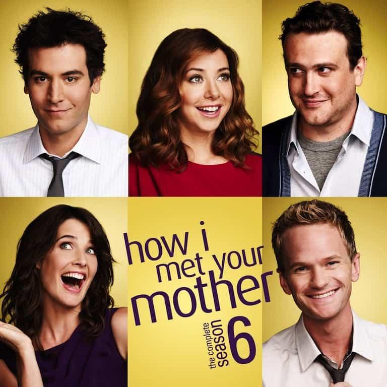 พ่อเจอแม่ได้ยังไง ปี 6 How I Met Your Mother Season 6 ซับไทย EP1 – EP24 [จบ]