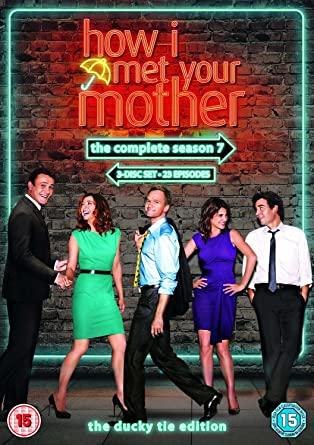 พ่อเจอแม่ได้ยังไง ปี 7 How I Met Your Mother Season 7 ซับไทย EP1 – EP24 [จบ]
