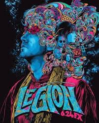 พลังจิตเหนือโลก ปี 3 Legion  Season 3 พากย์ไทย EP1 – EP8 [จบ]