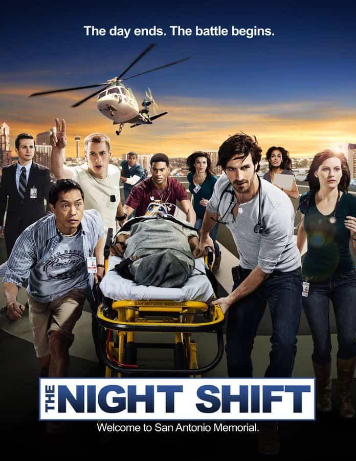 ทีมแพทย์สยบคืนวิกฤติ ปี 1 (2014) The Night Shift Season 1 พากย์ไทย EP1 – EP8 [จบ]