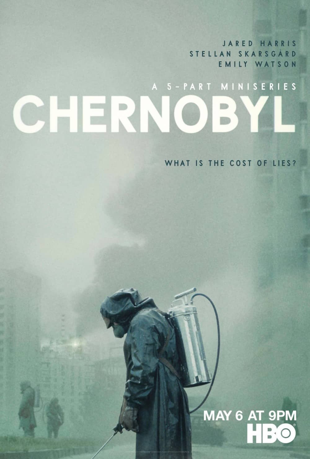 Chernobyl Season 1 ซับไทย EP1 – EP5 [จบ]
