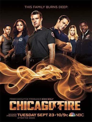 หน่วยผจญเพลิงเย้ยมัจจุราช ปี 3 (2014) Chicago Fire Season 3 พากย์ไทย EP1 – EP23 [จบ]