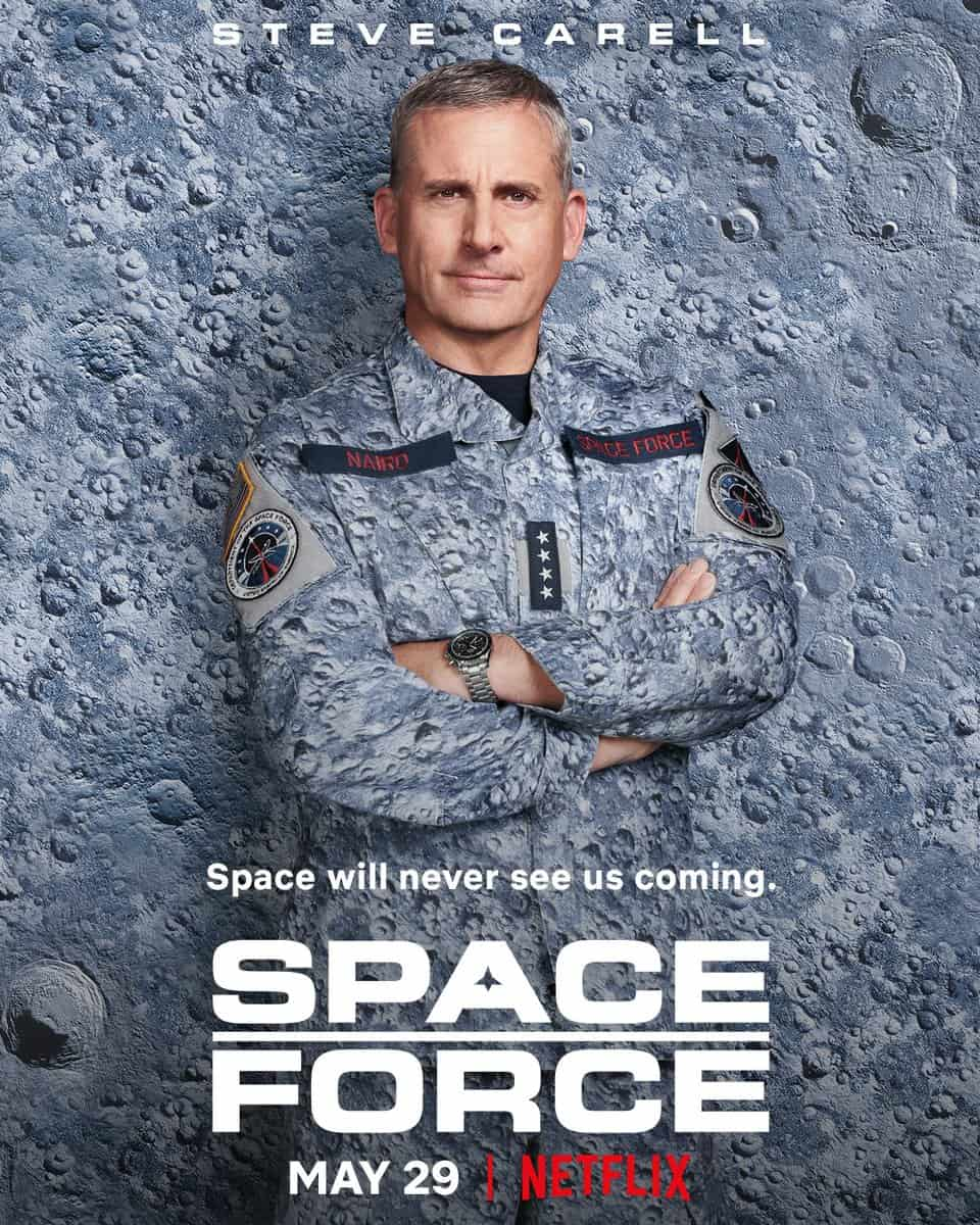 Space Force Season 1 สเปซฟอร์ซ ยอดหน่วยพิทักษ์จักรวาล ซับไทย EP1 – EP10 [จบ]