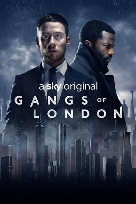 Gangs Of London Season 1 ซับไทย EP1 – EP10 [จบ]
