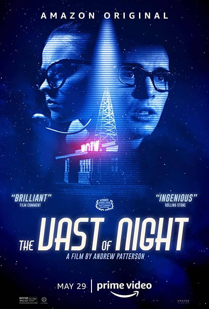 The Vast of Night (2020) เดอะ แวสต์ ออฟ ไนต์