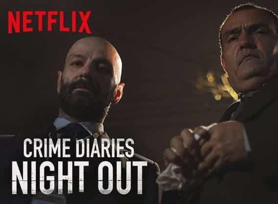 Crime Diaries Night out บันทึกอาชญากรรม โคลเมนาเรส ซับไทย EP1 – EP8 [จบ]