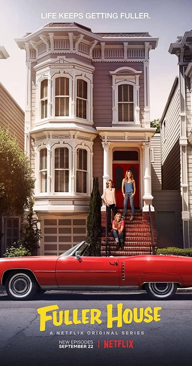 Fuller House Season 5 ซับไทย EP1 – EP18 [จบ]