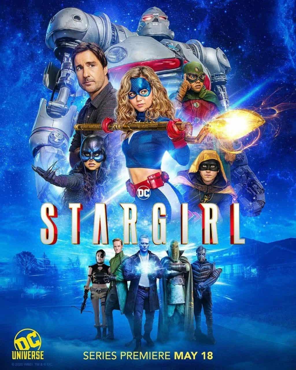 DC's Stargirl Season 1 ซับไทย EP1 – EP7
