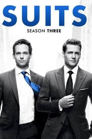 Suits Season 3 ซับไทย EP1 – EP16 [จบ]