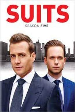 Suits Season 5 ซับไทย EP1 – EP16 [จบ]