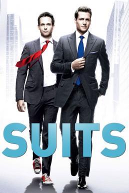 Suits Season 6 ซับไทย EP1 – EP16 [จบ]