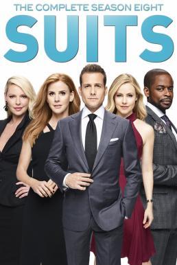 Suits Season 8 ซับไทย EP1 – EP16 [จบ]