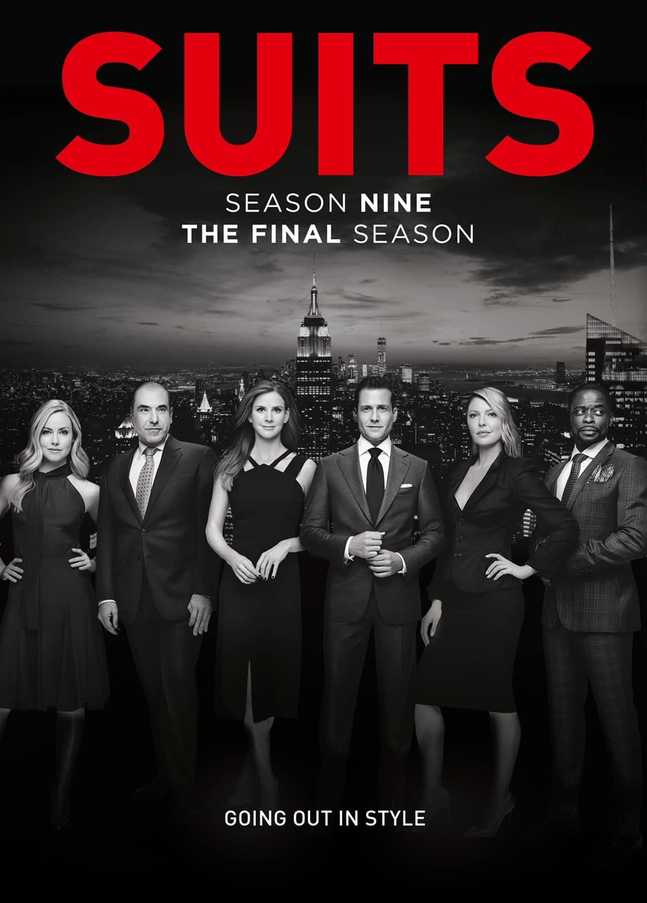 Suits Season 9 (2019) สูท ปี 9 ซับไทย EP1 – EP10 [จบ]