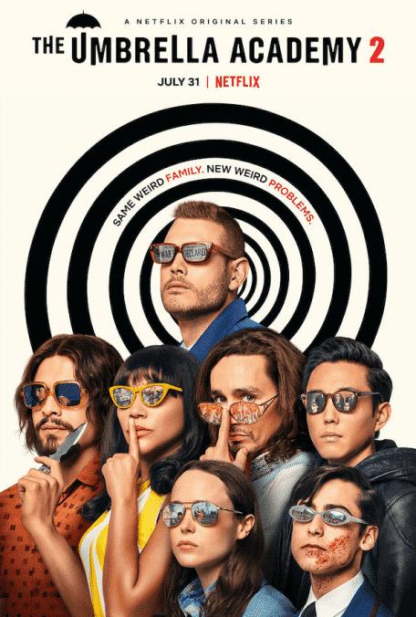 The Umbrella Academy Season 2 (2020) ดิ อัมเบอรลลา อคาเดมี่ ปี 2 ซับไทย EP1 – EP10 [จบ]