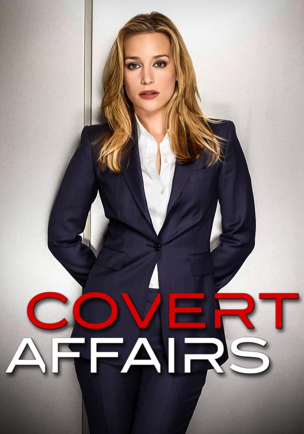Covert Affairs Season 1 สวยซ่อนเล็บ ปี 1 ซับไทย EP1 – EP11 [จบ]