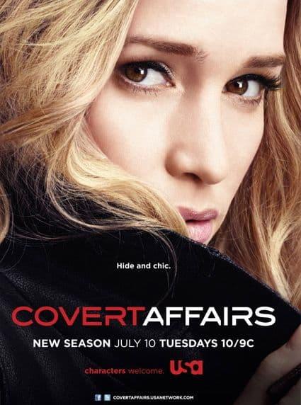 Covert Affairs Season 3 สวยซ่อนเล็บ ปี 3 ซับไทย EP1 – EP16 [จบ]