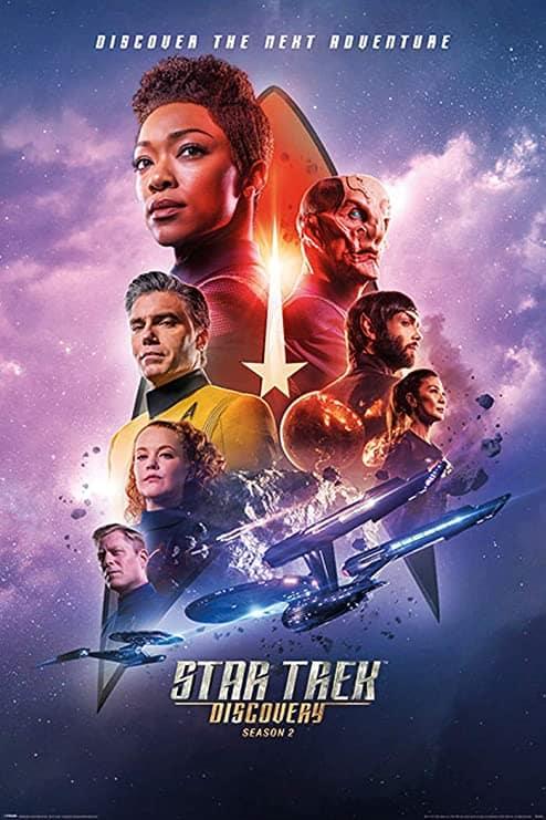 Star Trek: Discovery Season 2 สตาร์ เทรค: ดิสคัฟเวอรี่ ปี 2 ซับไทย EP1 – EP14 [จบ]