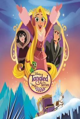 Tangled : The Series เจ้าหญิงผมยาวกับโจรซ่าจอมแสบ เดอะซีรี่ย์ พากย์ไทย EP1 – EP12 [จบ]
