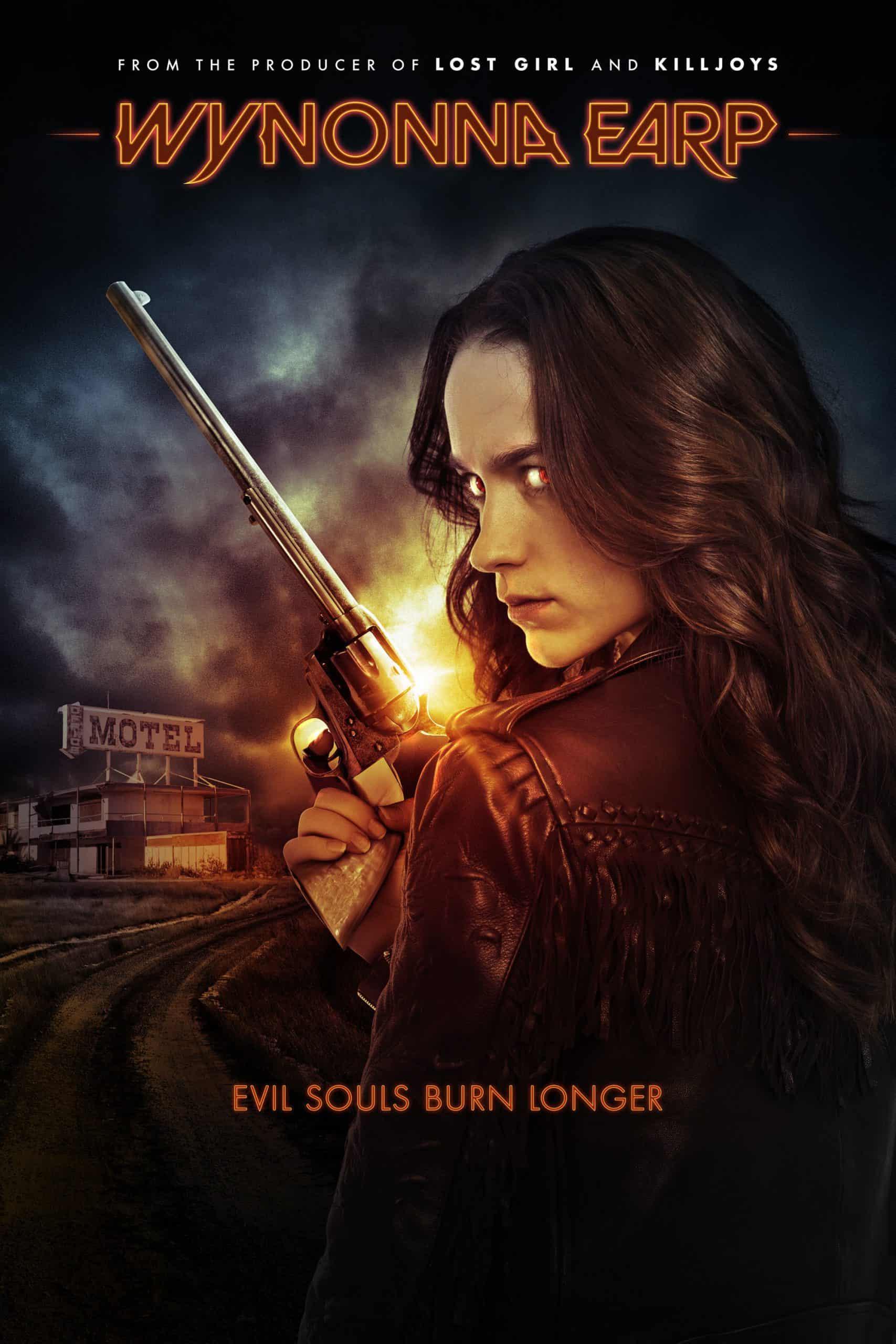 Wynonna Earp Season 1 ซับไทย EP1 – EP13 [จบ]