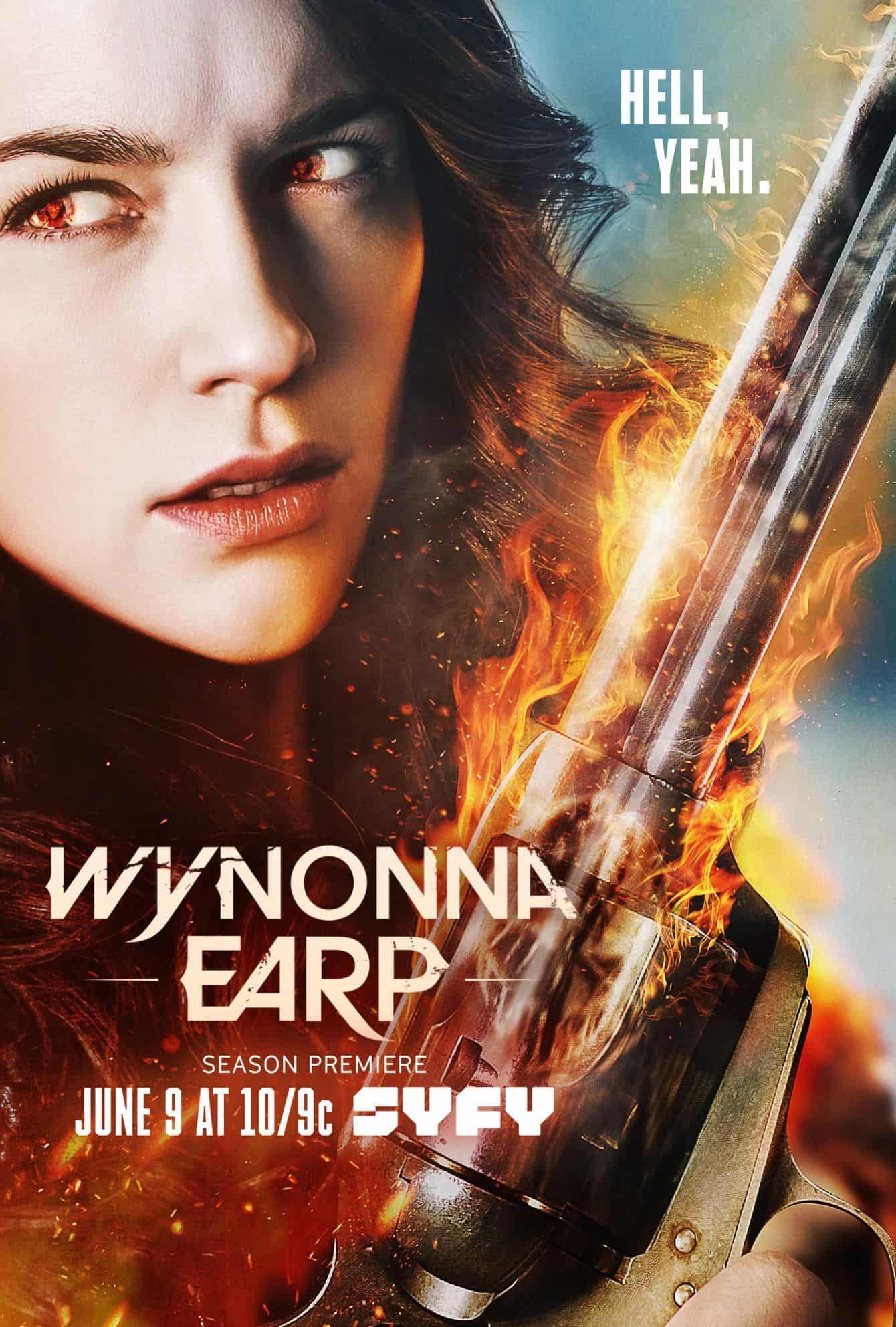 Wynonna Earp Season 2 ซับไทย EP1 – EP12 [จบ]