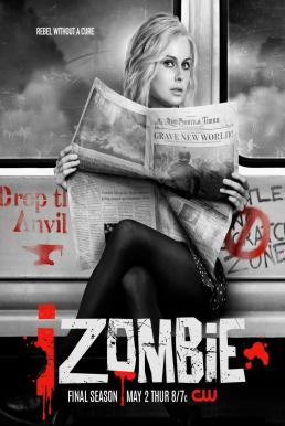 iZombie Season 5 (2019) สืบ กลืน สมอง ปี5 พากย์ไทย EP1 – EP13